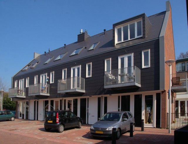Appartementen Maasland
