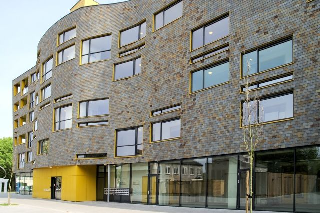 Appartementencomplex Hoogkerk