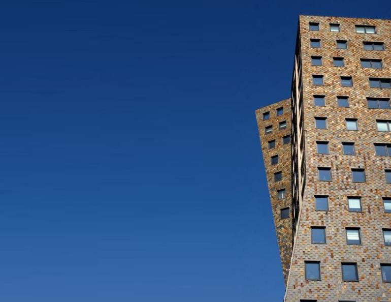 Appartementencomplex Maassluis