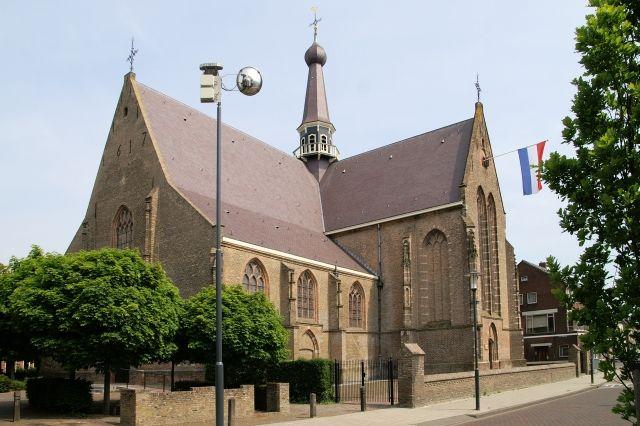 Nederlands Hervormde kerk Waalwijk