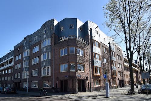 Renovatie Amstelveenseweg Amsterdam